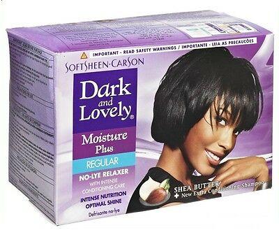 Dark & Lovely - No-Lye Conditioning Relaxer System Regular