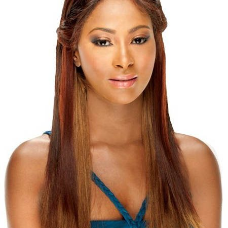 Freetress Equal Lace Front Wig Lace Deep Invisible L Part - Angel
