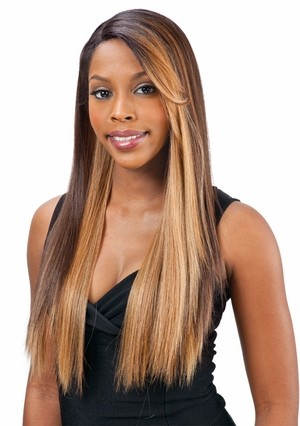 Freetress Equal Lace Front Wig Lace Deep Invisible L Part - SIMPLY