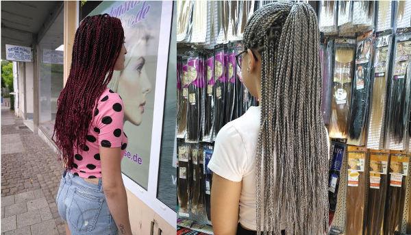 Haarverlängerung In Darmstadt Und Frankfurt Jetzt Termin Vereinbaren