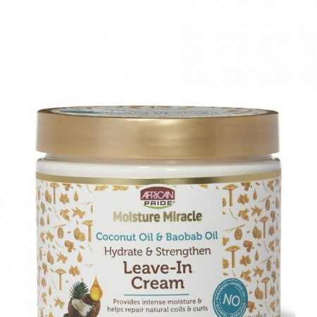 African Pride Moisture Miracle- Leave- In Cream