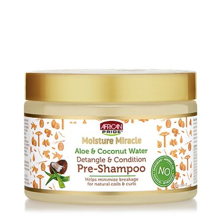 African Pride Moisture Miracle- PRE-SHAMPOO