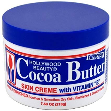 cocoa butter skin cream with vitamin e