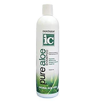 IC- pure aloe Shampoo