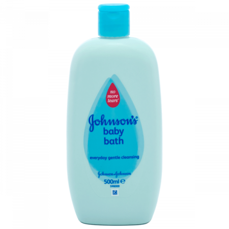 Johnsons` baby bath