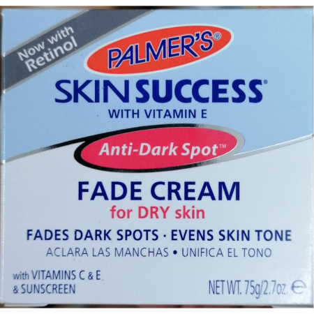 Palmer's Skin Success Anti-Dark Spot Fade Cream for DRY skin 75g