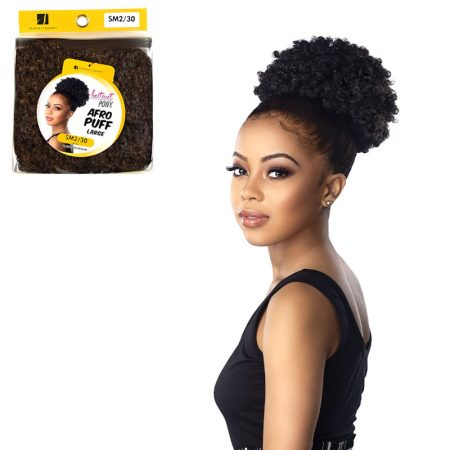 Sensationnel Instant Pony Afro Puff Large