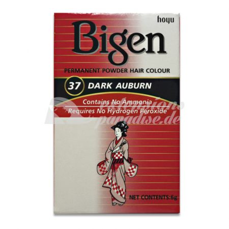 Bigen Dark Auburn 37