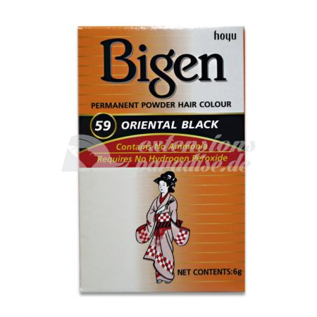 Bigen Oriental Black 59