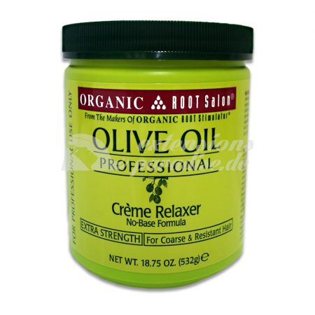 Organic Olive Oil Creme Relaxer