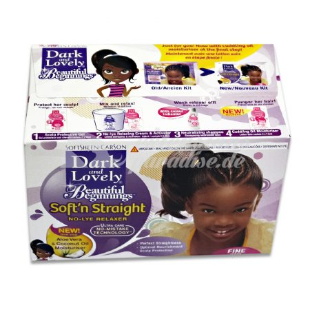 Dark and Lovely Beautiful Beginnings