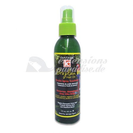 IC Brazilian Hair Oil Keratin Spray Treatment