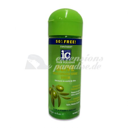 IC Hair Polisher Olive Moisturizing Shine Serum