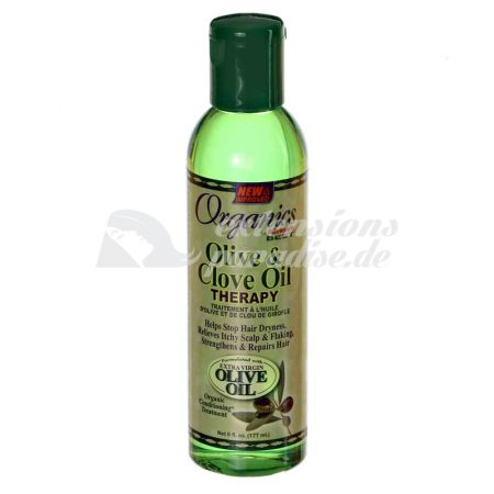 Organics Africa´s Best Olive & Clove Oil Therapy