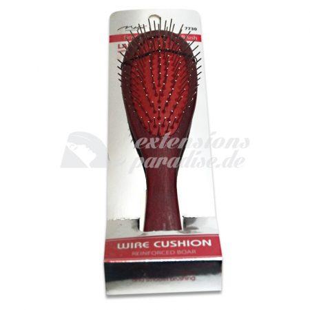 Single wire cushion brush