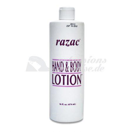 Razac Hand & Body Lotion