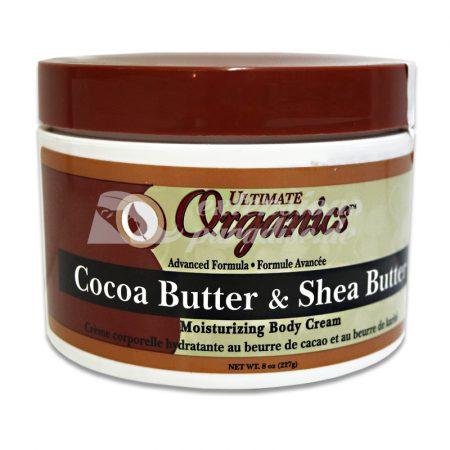 Organics Cocoa Butter & Shea Butter