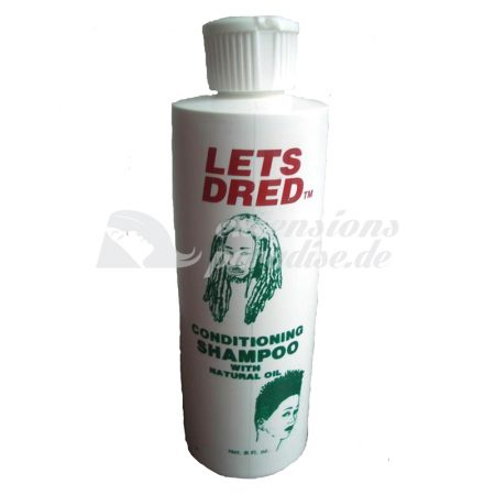 Lets Dred Conditioning Shampoo 8 oz