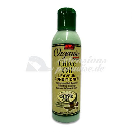 Organic Olive Oil Leave-In Conditioner