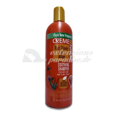 Red Clover & Aloe Soothing Shampoo