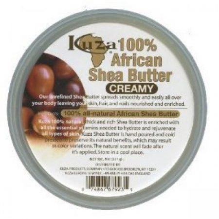 Icuza 100% African Shea Butter