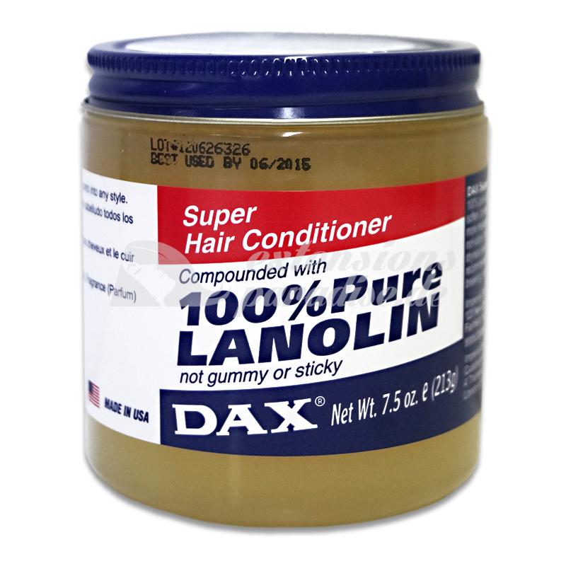 Super Hair Conditioner 100% Pure Lanolin