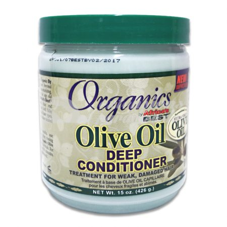 Africa Best Organics Olive Oil Deep Conditioner
