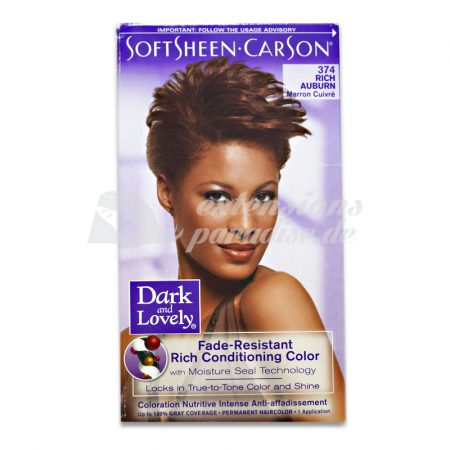 Dark and Lovely 374 Rich Auburn