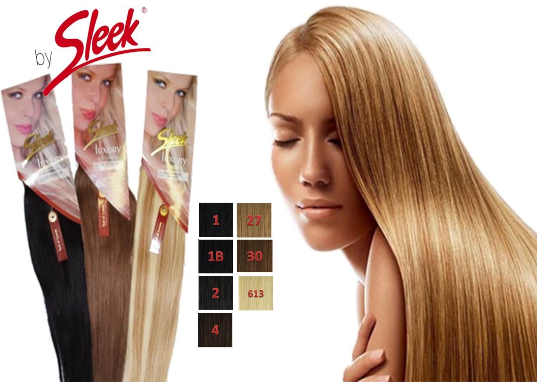 sleek luxury 100 human hair extensionsparadise. Black Bedroom Furniture Sets. Home Design Ideas